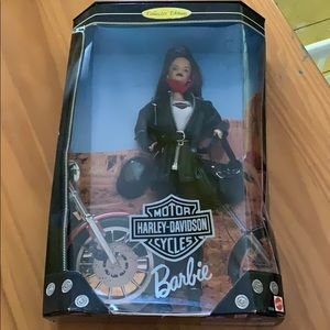 Harley Davidson Barbie number three